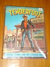 TENDERFOOT DEAN WESTERN BRITISH ANNUAL 1961 RARE FN <