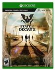 Xbox One State of Decay 2  Standard Edition - Xbox One  Brand New