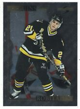1995-96 Score Artist's Proof #54 Luc Robitaille Pittsburgh Penguins NHL Hockey