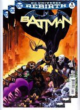 3x)BATMAN Vol.3 #1(8/16)FINCH(1:GOTHAM/GOTHAM GIRL)REBIRTH(SALE CVR)CGC EM(9.8)!