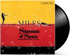 Miles Davis Sketches of Spain LP Yellow Vinyl 180g 2016 Mint/