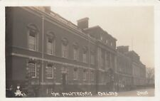 London Real Photo Postcard. The Polytechnic. Chelsea.  Johns. c 1920s