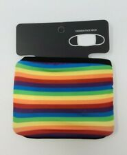 New Rainbow Stripes Fashion Face Mask Hot Topic Pride