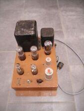 Röhrenverstärker Rock-Ola 17795-A 1438 ? Tube Amp