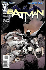 BATMAN #1 THE NEW 52 1ST PRINT HIGH GRADE