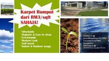 karpet rumput tiruan murah / artificial grass capet malaysia cheap price