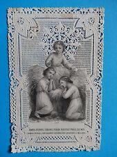 IMAGE PIEUSE CANIVET turgis AMES PURES ENFANT JESUS