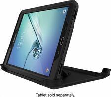 "OtterBox Defender Case w' Stand Samsung Galaxy Tab S2 (9.7"") Black Brand New OEM"