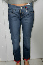 M&F GIRBAUD jeans first boyfriend fabric 12 T W29 (40) - NEUF prix boutique 350€