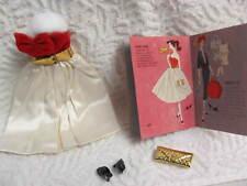 Vintage Barbie Doll Outfit Silken Flame #977 1960-61