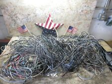 New Listing1995 Fadal 4020 906 1 5 Axis Cnc Vertical Mill Entire Wiring Harness Cables