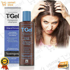 Shampoo Para La Caspa Anticaspa Champu Psoriasis Tratamiento Cabello Dermatitis