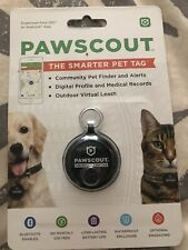 Pawscout Smarter Pet Tag: Dog & Cat Community Pet Tracker (Bluetooth ONLY)