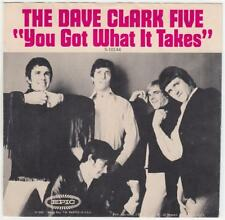 THE DAVE CLARK FIVE (5) - YOU GOT WHAT IT TAKES (EPIC 10144) PS SLEEVE, CLASSIC!
