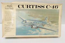 Williams Bros Curtiss C-46 Commando Scale 1/72 Model Aircraft NEW -254