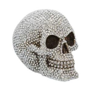 Priceless Grin 16cm Skull Figurine Art Ornament Sculpture