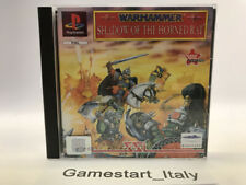 WARHAMMER SHADOW OF THE HORNED RAT - SONY PS1 - USATO PERFETTAMENTE FUNZIONANTE