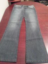 Diesel Straight Leg Cotton Faded Jeans for Women