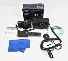 Panasonic LUMIX DMC-LX5 Black 10.1MP Digital Camera