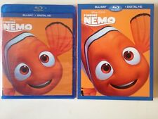 Disney Finding Nemo Blu Ray + Digital Hd Brand New Pixar w/slipcover