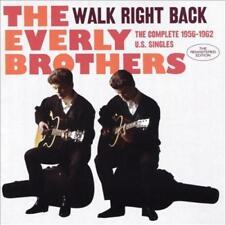 THE EVERLY BROTHERS - WALK RIGHT BACK: THE SINGLES COLLECTION, 1956-1962 NEW CD