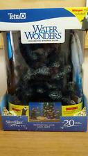 Tetra Water Wonders Blue Coral w/ Whisper Filter for 20 Gallon Aquarium Deco