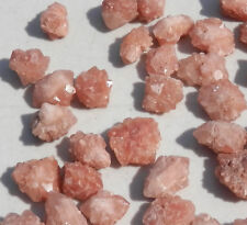 Pecos Diamonds Rare Orange Multi Crystal Clusters