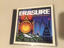 Erasure Crackers International CD Pop Dance 6TRACKS w/Stop!, Hardest Part  MORE!