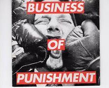 CD CONSOLIDATEDbusiness of punishmentVG++  (R2133)