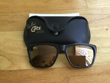 Very Rare! Ray Ban Sunglasses Cats By Bausch & Lomb Diamond Hard Original!