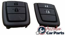COMMODORE VE 2x KEY REMOTE 2 BUTTON PAD Ute Wagon 2006-2013 holden