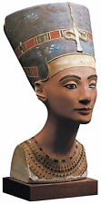 Egyptian Queen Nefertiti Bust Sculpture IDENTICAL MUSEUM REPRODUCTION REPLICA