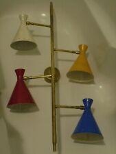 Large lamp applique Stilnovo Arredoluce Lelii Guariche Lumi Sarfatti old style