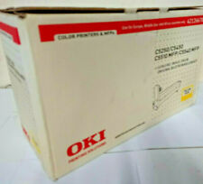 Genuine Original OKI Yellow Drum Unit 42126670, C5250/5450/5540, FREE DELIVERY