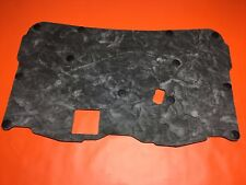 1991-1996 Dakota Truck Under Hood Insulation Pad Dodge Black Gray