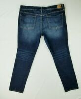 American Eagle Outfitters 18 Regular Jegging Super Stretch Blue Denim Jeans
