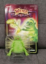 SDCC Super7 Glow In The Dark Weird Science Toad Chet figure