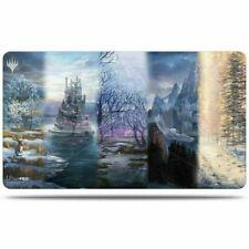 MTG Snow-Covered Eldraine Playmat Secret Lair w/Tube - NEW Limited Edition