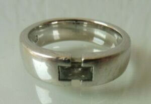 Beautiful Ring Silver, Pierre Lang Gr.57 (VIII)