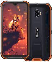 "5.7"" Blackview BV5900 Rugged Smartphone 3GB RAM 32GB ROM 5580mAh Dual SIM Yellow"