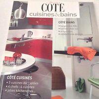 Maisons Cote Cuisines & Bains French Magazine October 2008 071117nonrh