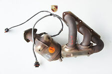 Porsche 987 Boxster Catalizador Sistema de escape 98711310410 kat3 zyl.4-6