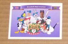 1991 UPPER DECK COMIC BALL NOLAN RYAN & REGGIE JACKSON  CARD #136