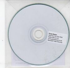 (DS370) Grass House, And Now For The Wild - 2013 DJ CD