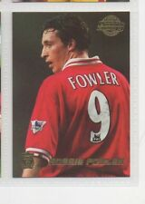 #81 Robbie Fowler - Liverpool - Merlins Premier Gold 99 Collector Card