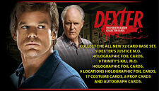 DEXTER SEASON 4 BOX OF TRADING CARDS unsealed box