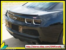 10-2013 Chevy Camaro Tail Light Overlays Marker Reverse SMOKE TINT Vinyl PRECUT