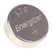 10 pc bulk ENERGIZER A76 L1154 GPA76 LR44 AG13 LR44 SR44 ALKALINE BATTERY