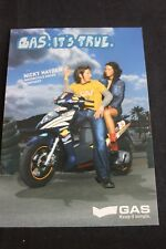 Card Repsol Honda RC211V 2004 #69 Nicky Hayden (USA) MotoGP (Gas Jeans) #1