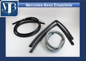 Mercedes-Benz W107 R107 450SL Dichtungssatz Hardtop 4-teilig in orig. Qualität
